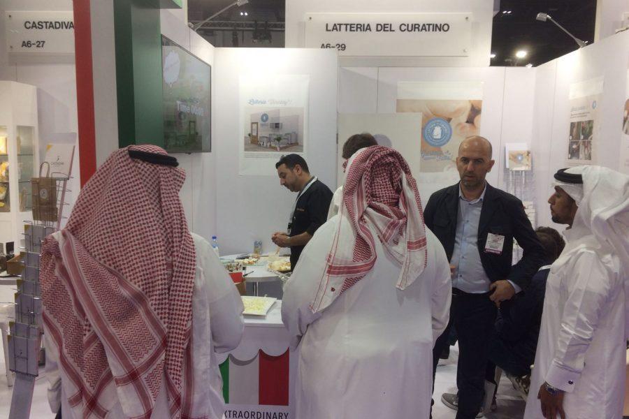 """Con il progetto Latteria del Curatino al """"The Speciality Food Festival"""" di Dubai"""