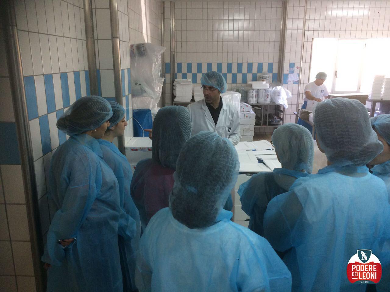 Il progetto Scuola Viva fa visita al Podere dei Leoni
